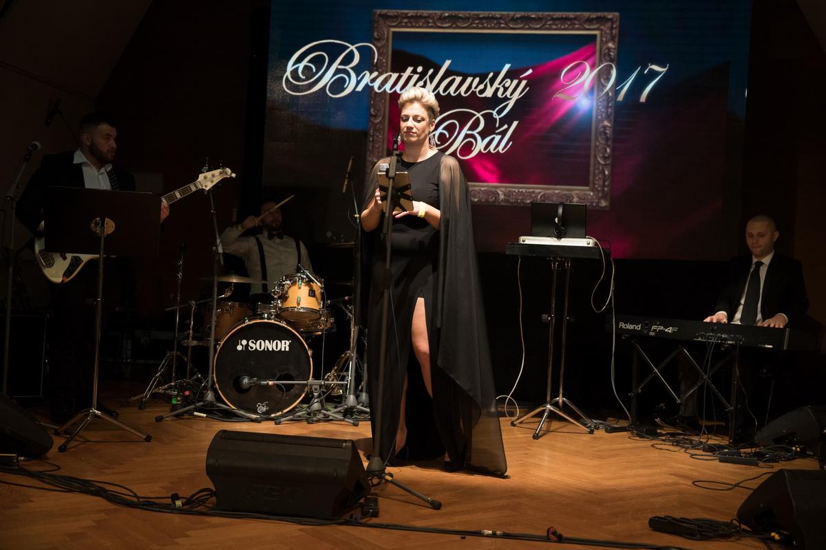 Bratislavský bál 2017